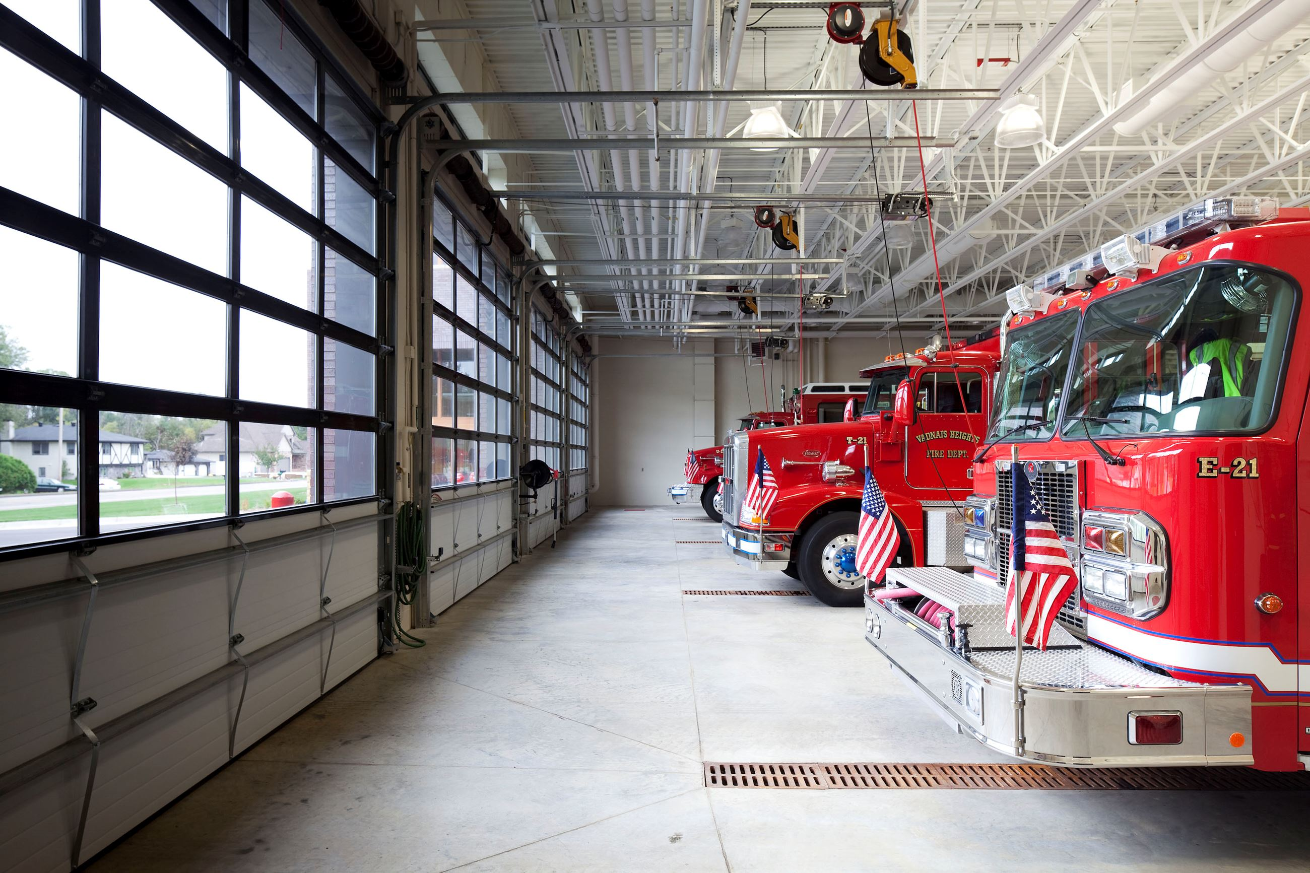 Fire Department Vadnais Heights Mn